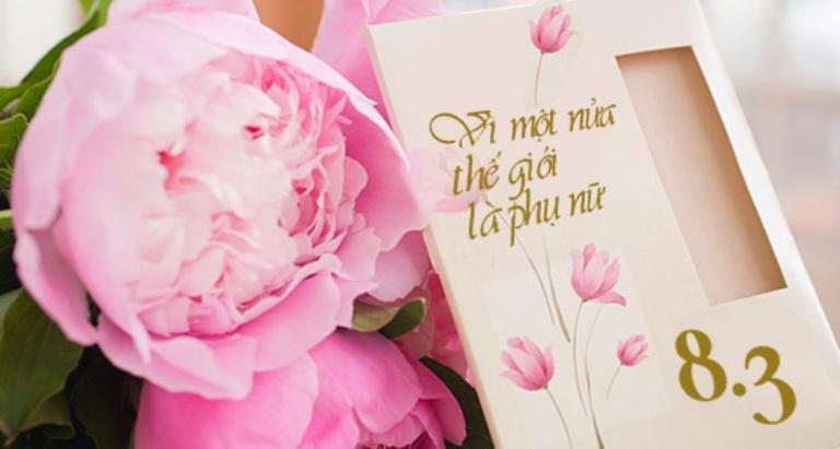 Món quà nhân ngày Quốc tế Phụ nữ 8/3 – Cho người phụ nữ tôi yêu Vui lòng ghi nguồn: http://cholontourist.com.vn/mon-qua-nhan-ngay-quoc-te-phu-nu-83-cho-nguoi-phu-nu-toi-yeu